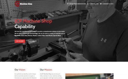 JCP Machine Shop