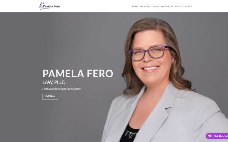 Pamela Fero Law